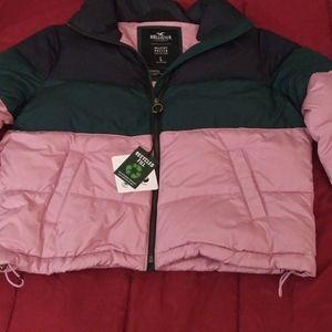 Hollister Puff jacket